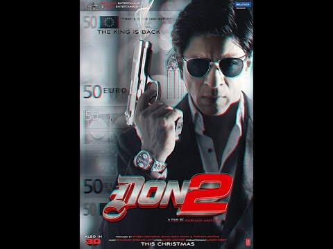 หนัง ดอน นักฆ่าหน้าหยก 2 DON2 The king is back พากษ์ไทย เต็มเรื่อง (ย่อเพลง)