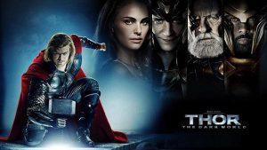 ธอร์ เทพเจ้าสายฟ้า Thor