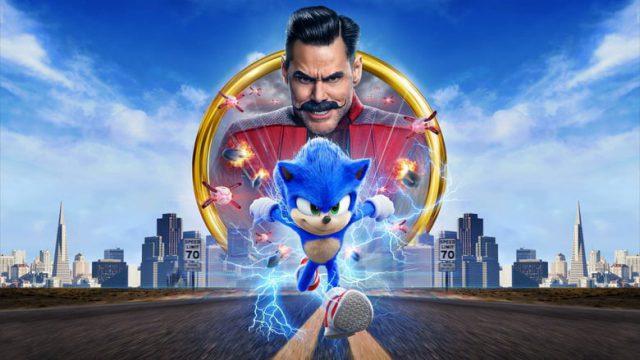 หนังใหม่2020 คอมเมดี้ Sonic the Hedgehog พากย์ไทย HD