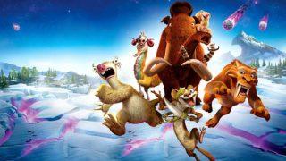 หนังการ์ตูน อนิเมชั่น Ice Age Collision Course ตรงปก HD