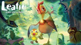 ดูหนังอนิเมชั่น Leafie a Hen Into the Wild เต็มเรื่อง HD